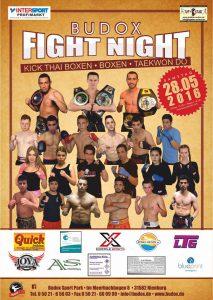 Budox Turnier 28.05.2016